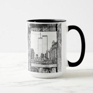 Twin Towers, Diseases of The Soul Mug