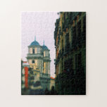 Twin Towers - Madrid, Spain - Puzzle
