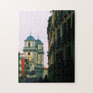 Twin Towers - Madrid, Spain - Puzzle Puzzle