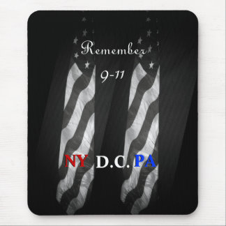 Twin Towers Mouse Pads