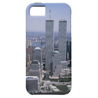 Twin Towers NYC iPhone SE/5/5s Case