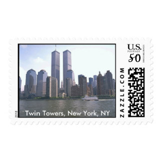 Twin Towers Postage