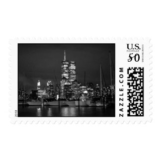 Twin Towers: Postage Stamps