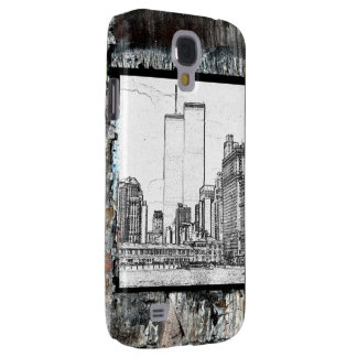 Twin Towers Samsung Galaxy S4 Case