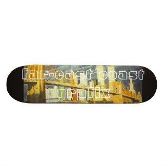 Twin Towers Skateboard