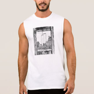 Twin Towers Sleeveless Shirt