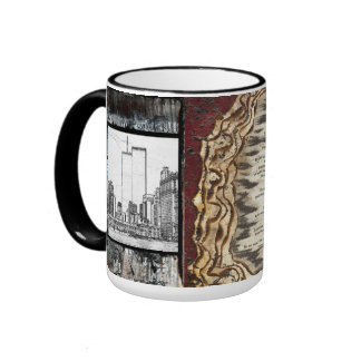 Twin Towers & The Last Quiet Place Coffee Mug