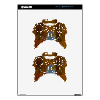 Twin Towers Xbox 360 Controller Decal