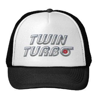 Twin Turbo Trucker Hat
