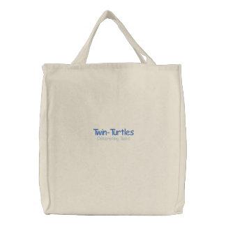 Twin-Turtles Bag (M)