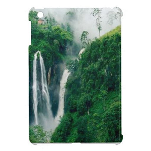 TWIN Waterfalls iPad Mini Covers