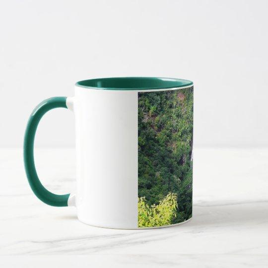 Twin Waterfalls Mug