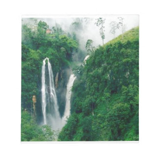 TWIN Waterfalls Note Pad