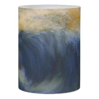 Twin Wave Flameless Candle