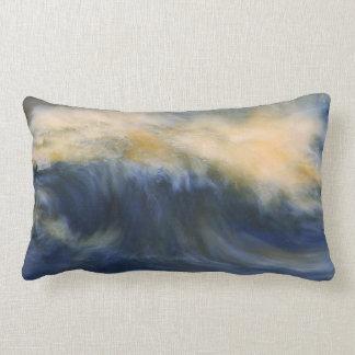 Twin Wave Lumbar Pillow