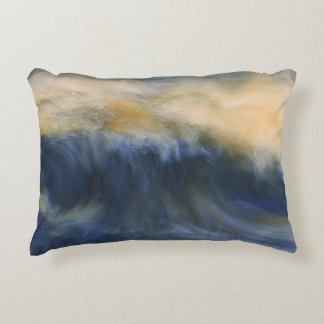 Twin Wave Accent Pillow