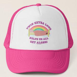Twin XL College Bed Trucker Hat