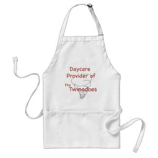 Twinadoes Daycare Provider Adult Apron