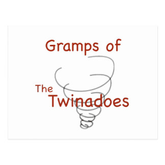 Twinadoes Gramps Postcard