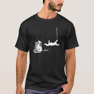 TwinBeer - The Hop Goal (Dark) T-Shirt