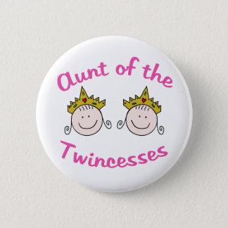 Twincess Aunt Button