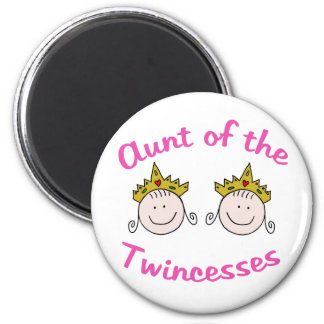 Twincess Aunt Magnet