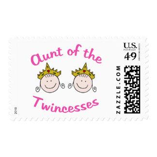 Twincess Aunt Postage