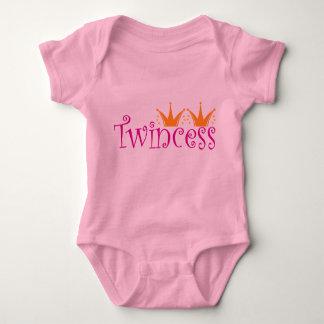 Twincess Baby Bodysuit