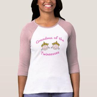 Twincess Grandma T-Shirt