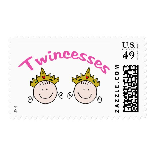 Twincess Graphic Postage