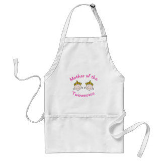 Twincess Mother Adult Apron