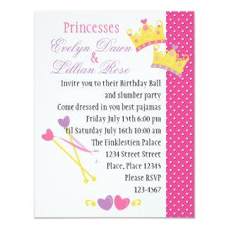 Twincess Princess! Announcements