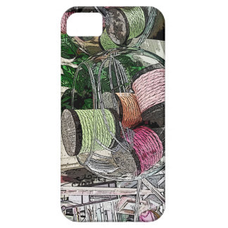 Twine in a Bowl iPhone 5 Covers