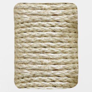 Twine Receiving Blanket