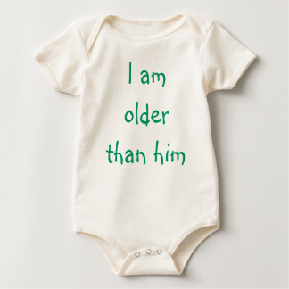twinee baby bodysuit
