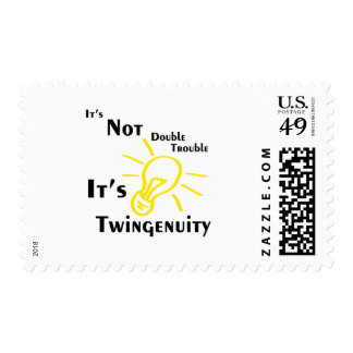 Twingenuity Postage Stamp