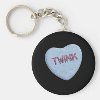 TWINK CANDY -.png Keychain