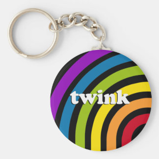 TWINK Definition Key Chain