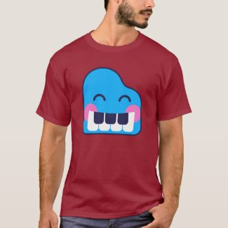 Happy Piano Adult T-Shirt