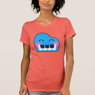Happy Piano Ladies T-Shirt