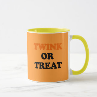 TWINK OR TREAT MUG