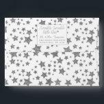 """Twink, Twinkle Little Star Baby Shower Envelope<br><div class=""""desc"""">Twink,  Twinkle Little Star Baby Shower Envelopes.</div>"""