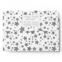 Twink, Twinkle Little Star Baby Shower Envelope
