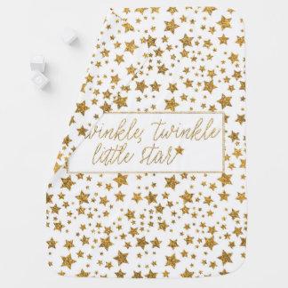 Twink, Twinkle Little Star Baby Shower Swaddle Blanket