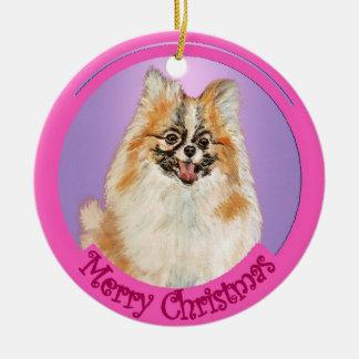 Twinki Gurl Christmas Ornament