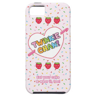 Twinkie Chan's Personal iPhone Case