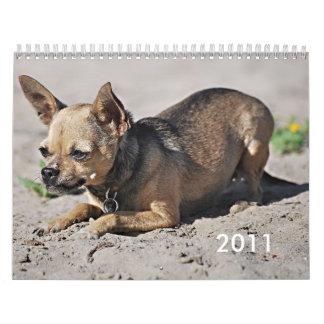 Twinkie's 2011 Academic Calendar