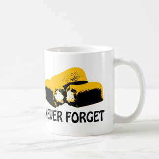 Twinkies Never Forget high contrast design Mugs