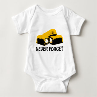 Twinkies Never Forget high contrast design Tees