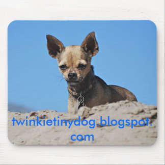Twinkie's Sand Mouse Pad